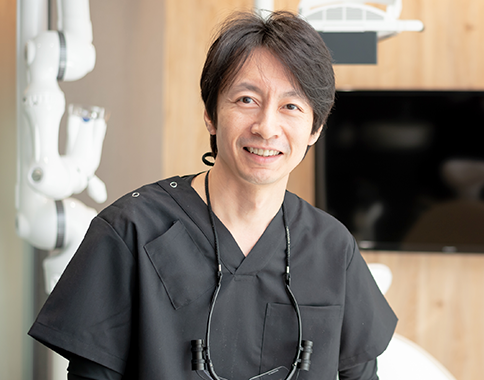 Séra Dental Clinic 院長 池本 正和